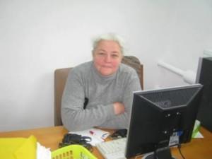 Завідувачка лабораторії— к.б.н., Т.М. Єфіменко